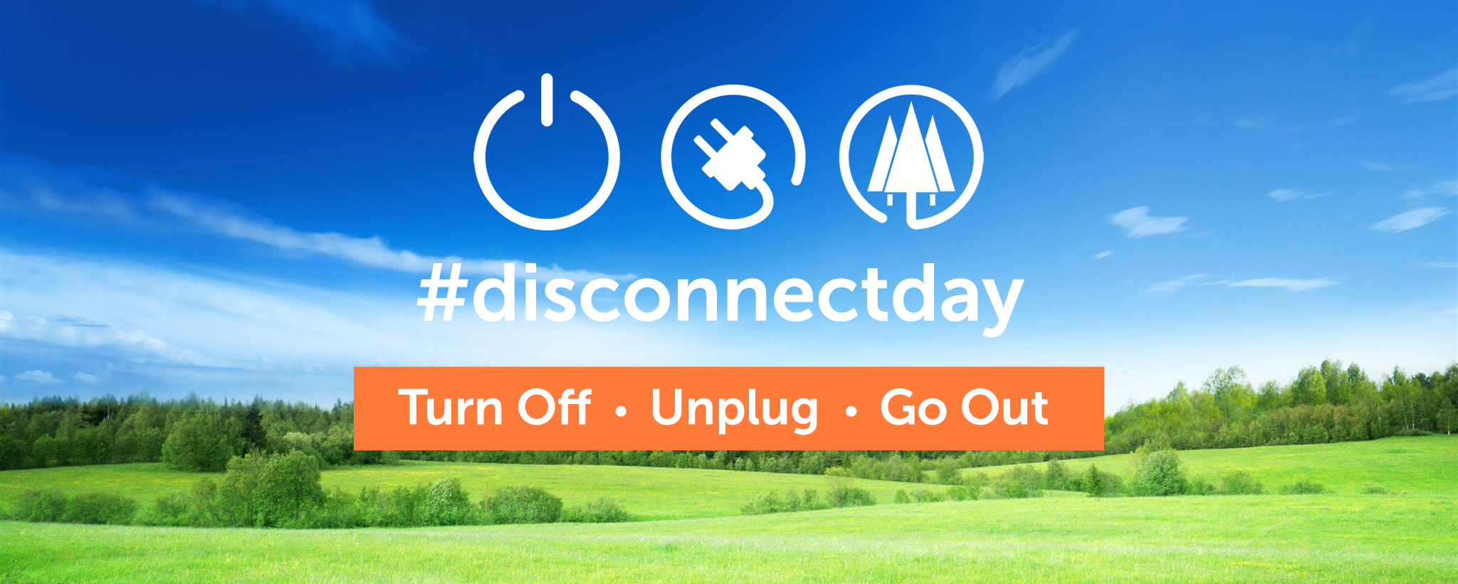 Disconnect Day - 21st June 2018