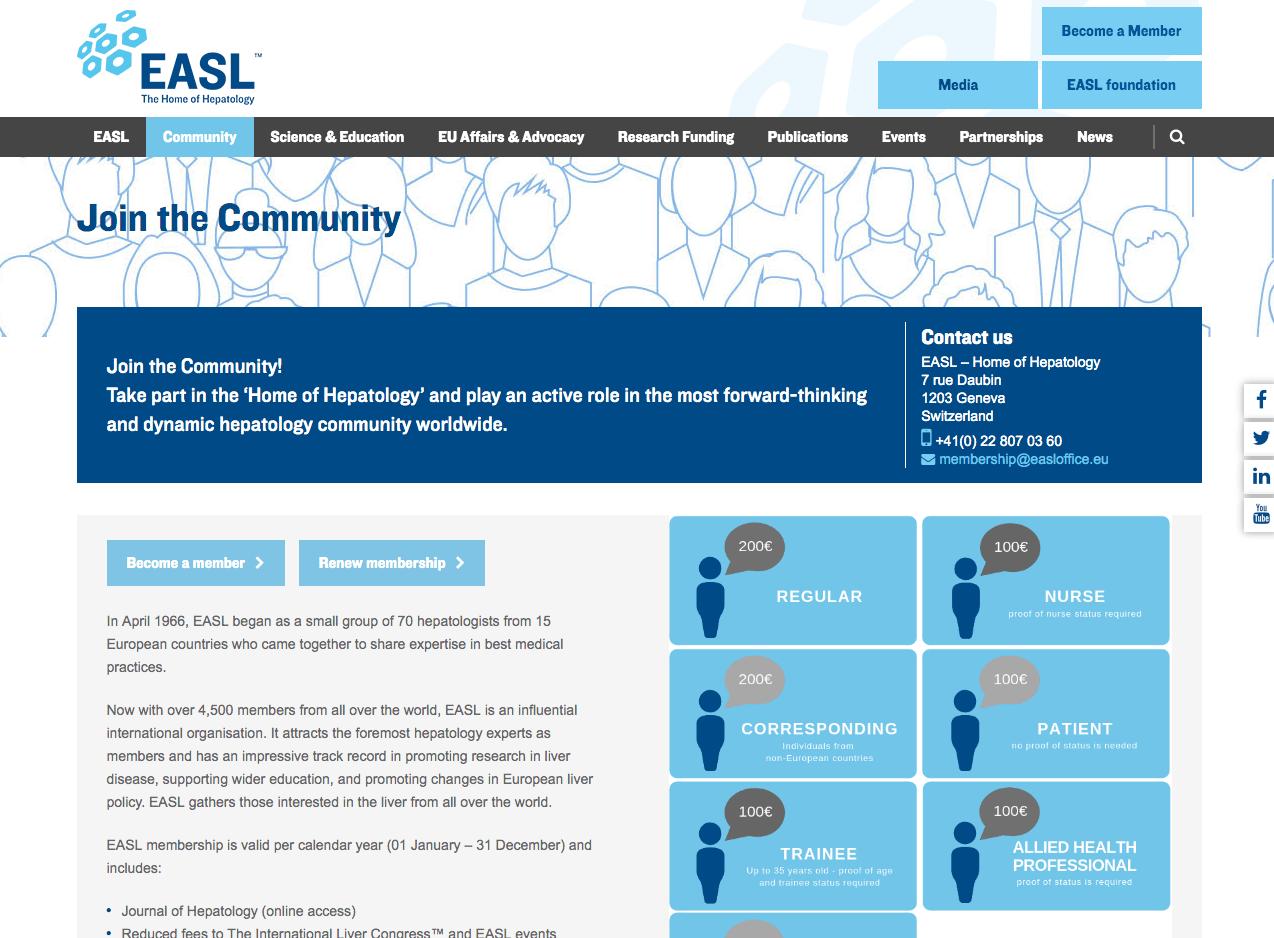 EASL Community
