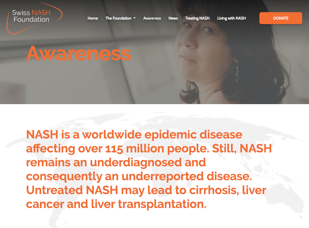 Awareness page
