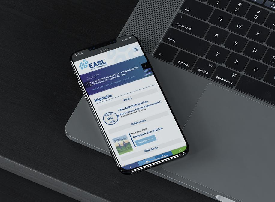 Easl main website