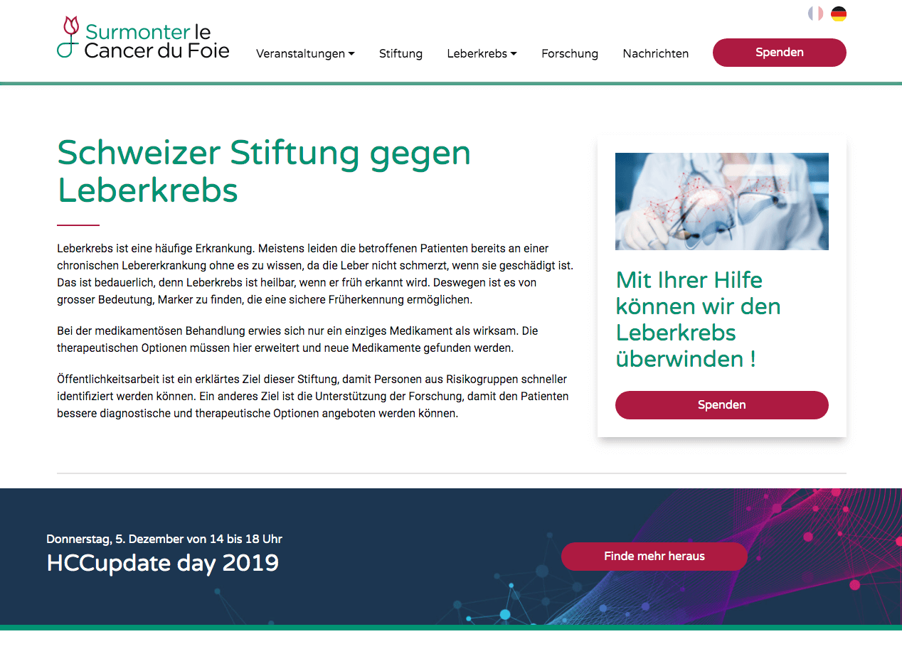 german home page
