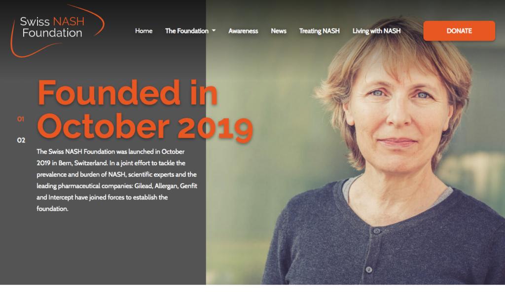 Swiss NASH Homepage