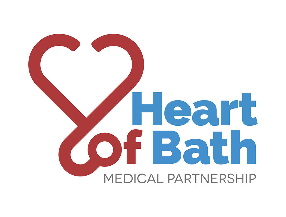 Heart of Bath Medical Partnership logo
